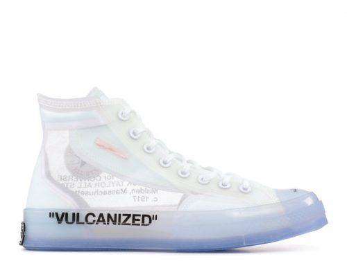 Nike x Off White Converse Chuck Taylor