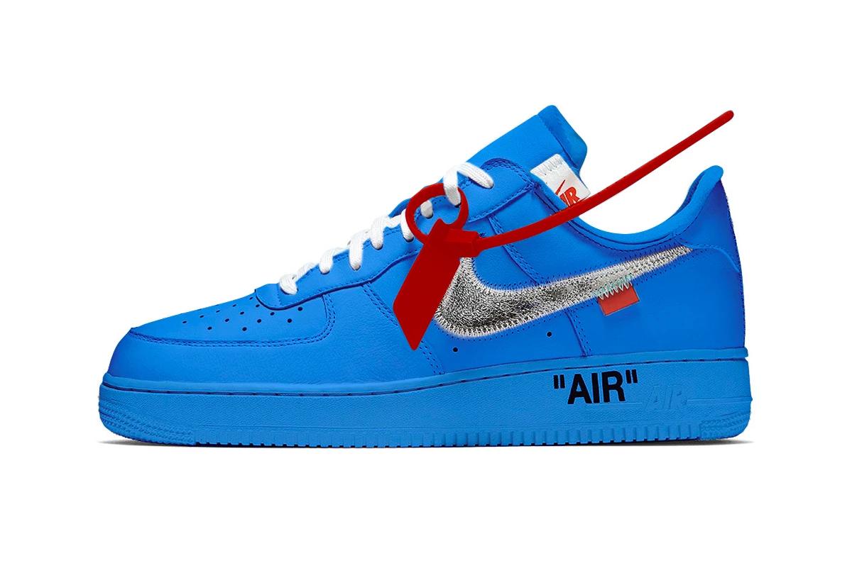 Uno Sguardo alla Nike Air Force 1 x Off White