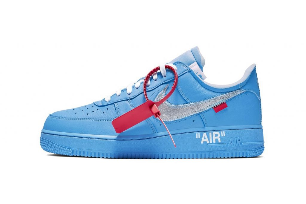nike per off white scarpe air force 1