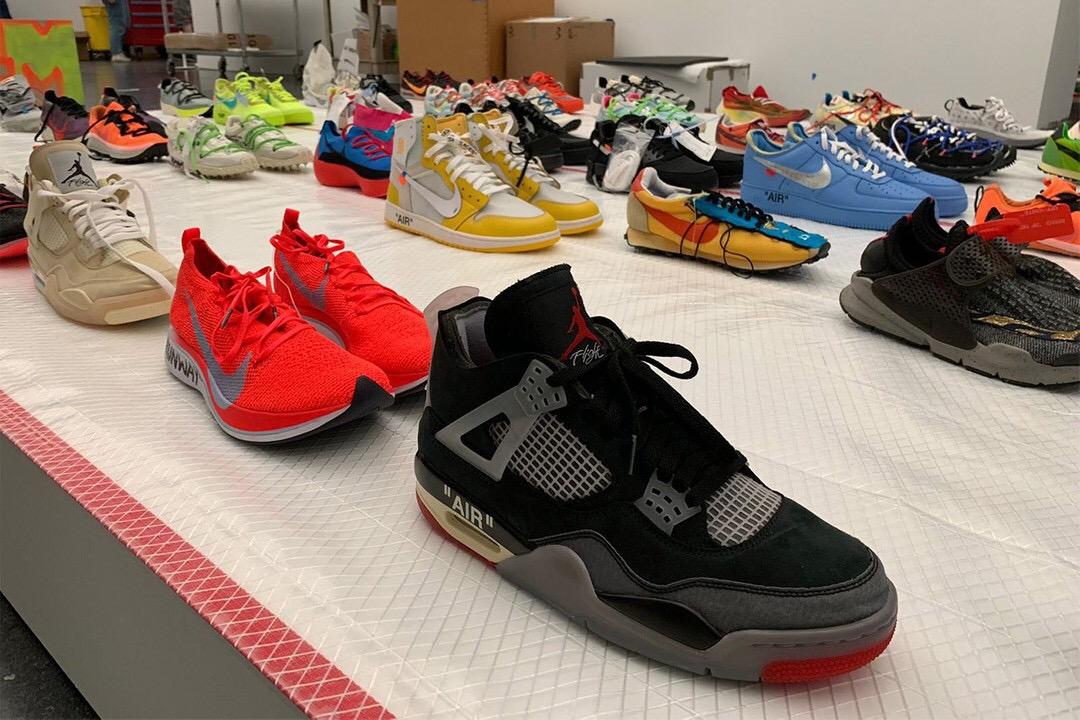 Virgil Abloh x MCA Chicago x Nike Air Force 1 '07 + Info